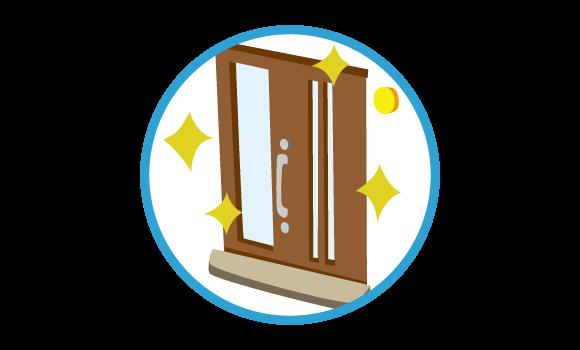 ドアの修理・取付・交換工事